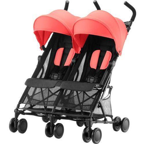Britax Römer wózek dla rodzeństwa Holiday Double, Coral Peach