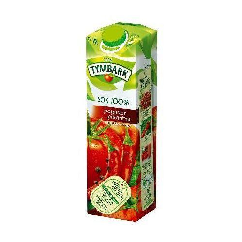 Tymbark Sok 100% pomidor pikantny 1 l (5900334000200)