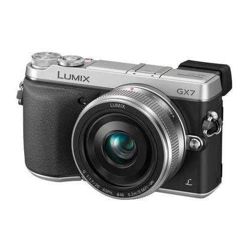 Panasonic Lumix DMC-GX7, aparat