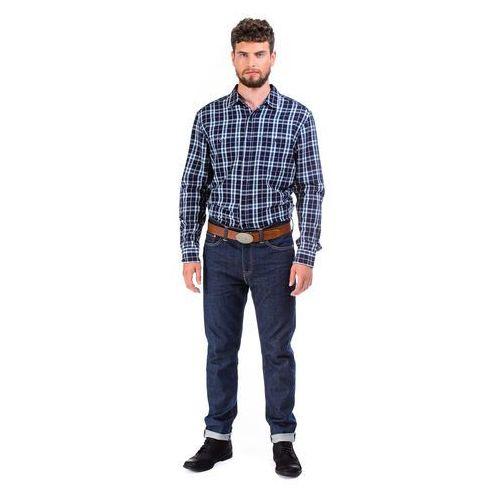 """Koszula Wrangler L/S 2PKT Shirt Agean """"Blue"""" - sprawdź w BeJeans"""