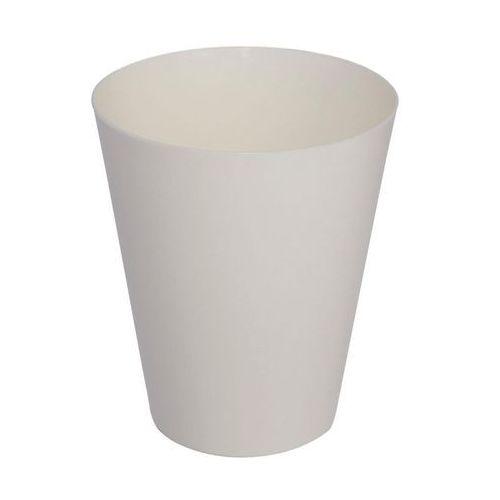Form-plastic Osłonka do storczyka 12.7 cm plastikowa kremowa vulcano