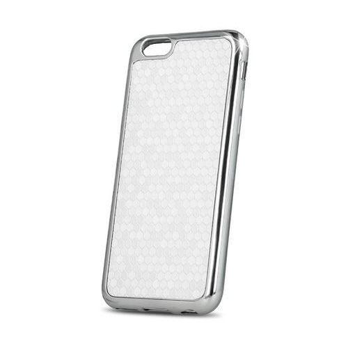 Beeyo Nakładka Beeyo Prestige do Sony E5 biała (SM30) - GSM023407 Darmowy odbiór w 20 miastach! (5900495503237)