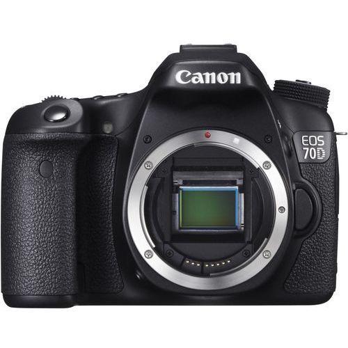 EOS 70D marki Canon - lustrzanka cyfrowa