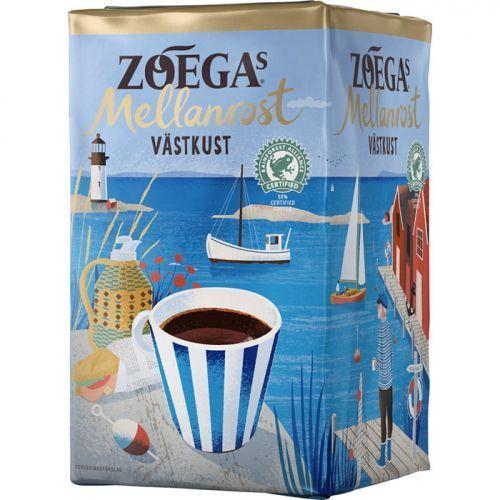 Zoega's Vastkust kawa mielona 450g (7310731101888)