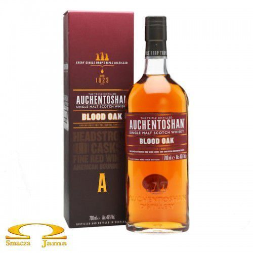 Whisky Auchentoshan Blood Oak 0,7l