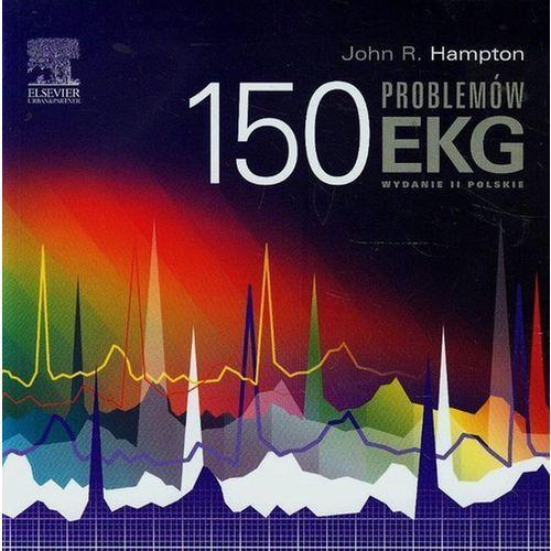 150 problemów EKG - Wydanie II (9788376098425)