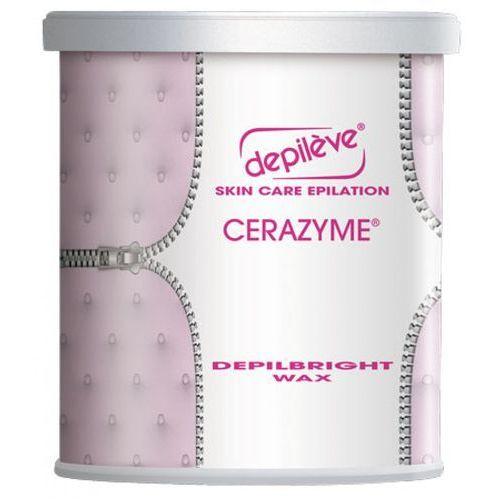 Depileve cerazyme depilbright wax wosk do depilacji bezpaskowej (800 g.)
