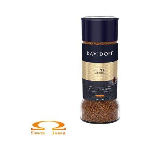 Kawa rozpuszczalna Davidoff Cafe Fine Aroma 100g