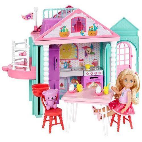 Mattel lalka  dwj50 barbie domek zabaw chelsea (0887961382723)