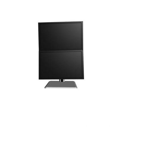 Uchwyt na dwa monitory, stojakowy marki B2b partner