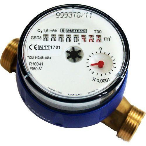 Wodomierz GSD8 3/4 do zimnej wody BMeters - oferta (059b4f7ef705062a)