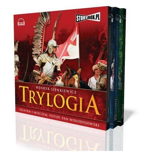 Trylogia. Audiobook wyd. 2017, Henryk Sienkiewicz
