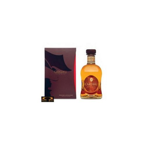 Whisky Cardhu 21YO Limited Edition 0,7l