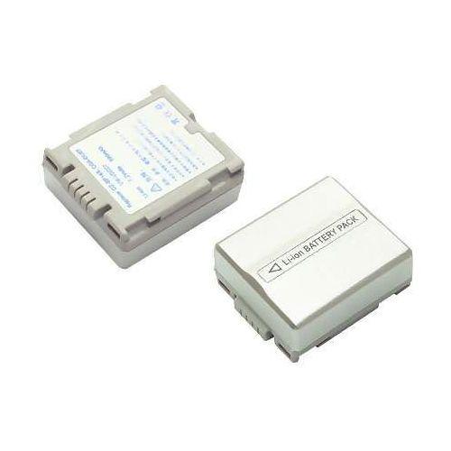 Bateria do kamery hitachi dz-bp07p wyprodukowany przez Hi-power