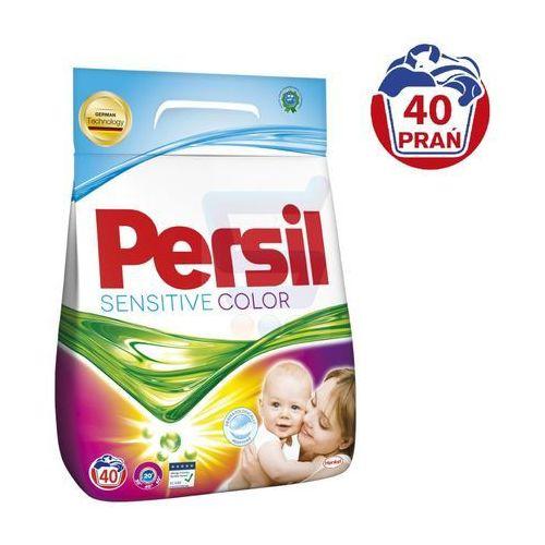 Persil Proszek do prania do koloru sensitive coldzyme 2,8 kg - sprawdź w Super Koszyk