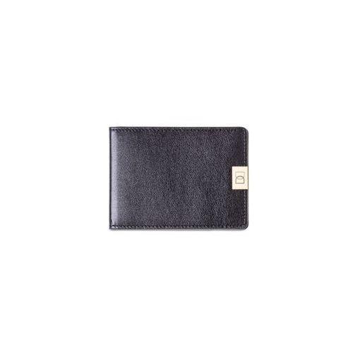 Dun wallets Portfel dun black gold