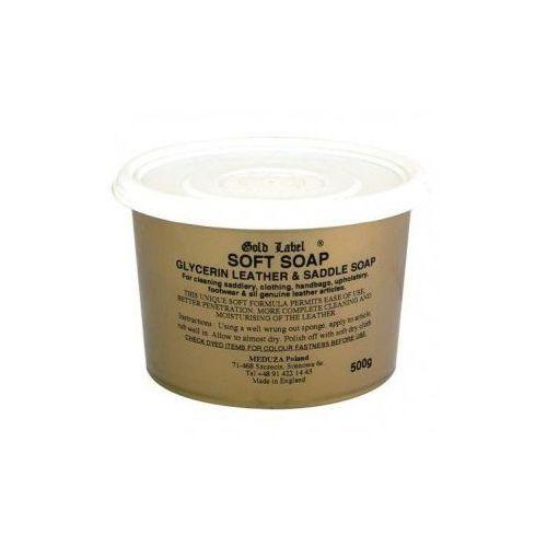 Saddle Soap Gold Label mydło do siodeł 500 g - produkt dostępny w Pro-horse Sklep Jeździecki