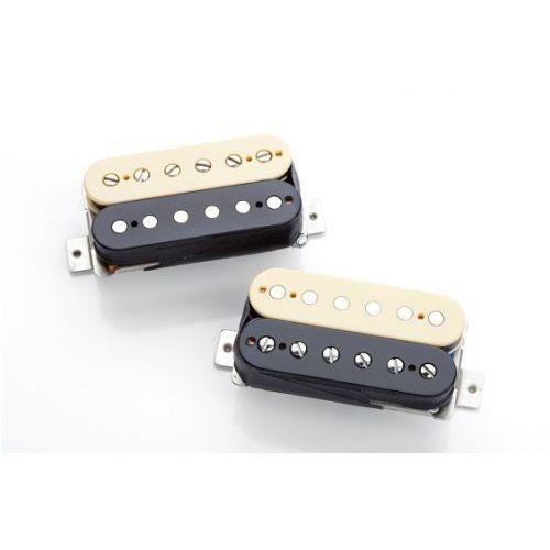 aph-2s zeb rev slash alnico ii pro signature zestaw przetworników do gitary elektrycznej, ″zebra reversed bridge″ marki Seymour duncan