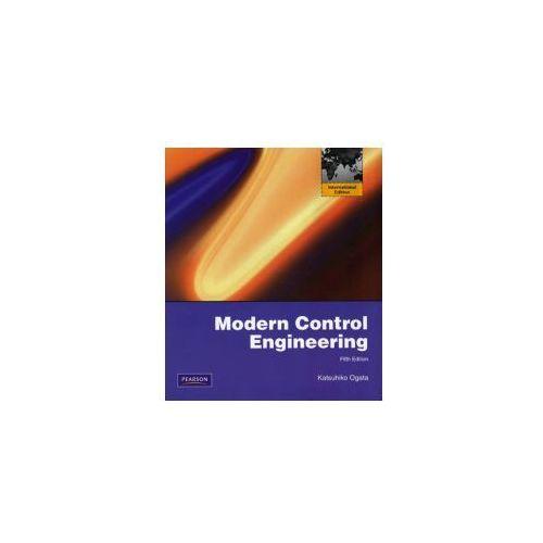 Modern Control Engineering (9780137133376)