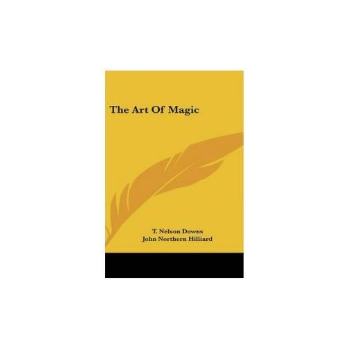 THE ART OF MAGIC (9780548105474)