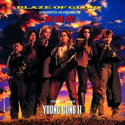 Bon Jovi - Blaze Of Glory Young Guns II [CD]