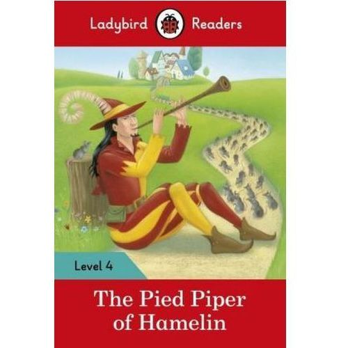The Pied Piper - Ladybird Readers Level 4 (9780241253786)