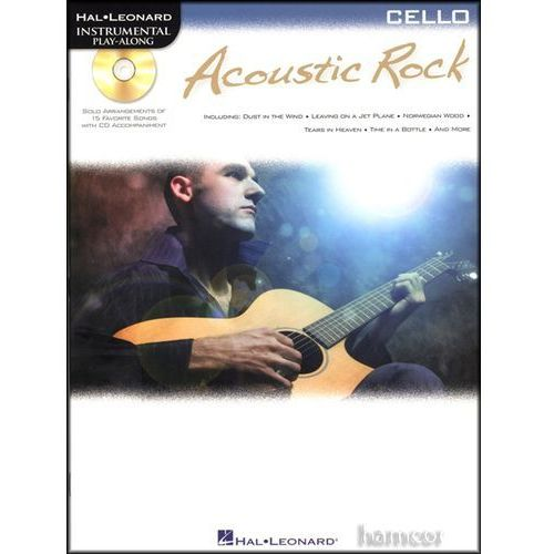 PWM ACOUSTIC ROCK PLAY ALONG nuty na wiolonczelę