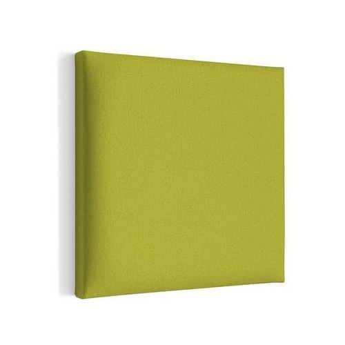 panel do zagłówka 38x38cm, limonka, 38 × 38 cm, etna marki Dekoria