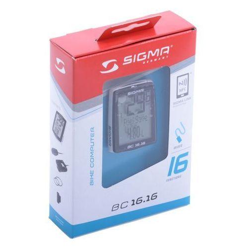 Komputerek Licznik rowerowy Sigma BC 16.16 (4016224016167)