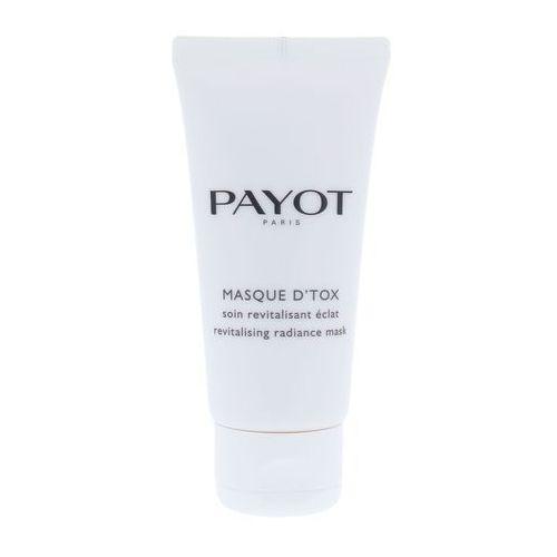les démaquillantes maseczka do twarzy 50 ml dla kobiet marki Payot