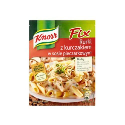 Knorr Rurki z kurczakiem w sosie pieczarkowym (8712100331824)