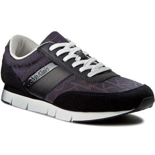 Sneakersy CALVIN KLEIN JEANS - Juan SE8549 Blue/Blue