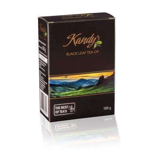 KANDYS BLACK LEAF TEA OP HERBATA LIŚCIASTA CZARNA 100G (5904730233057)
