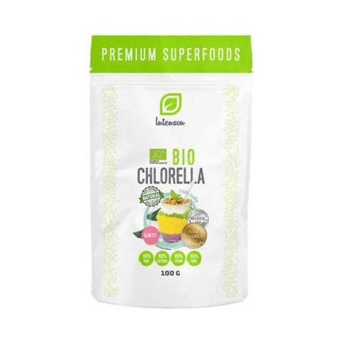 INTENSON 100g Chlorella proszek Bio
