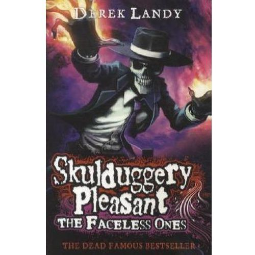 Skulduggery Pleasant: the Faceless Ones, Derek Landy