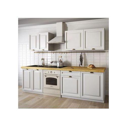 Zestaw mebli kuchennych GAJA BIAŁA kolor Biały CLASSEN