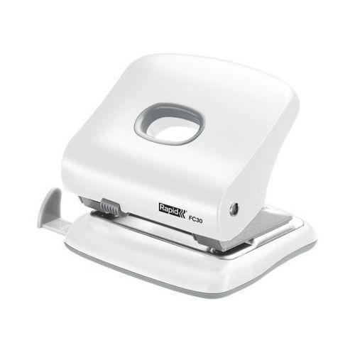Dziurkacz vivida fc30 5000363 - biały marki Rapid