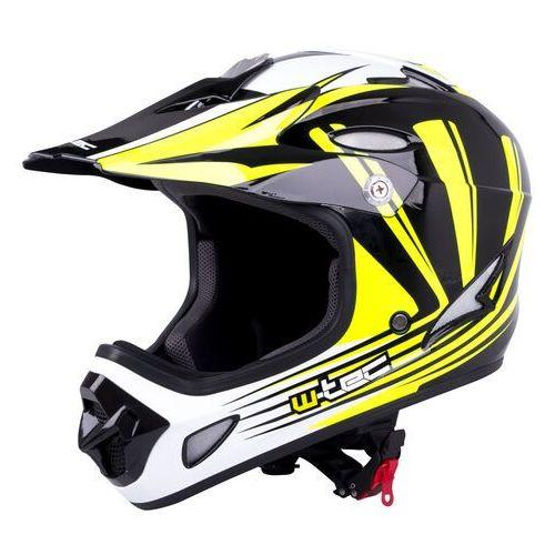 W-tec Kask downhill na rower motor enduro fs-605 allride, cartoon, m (57-58) (8596084053534)