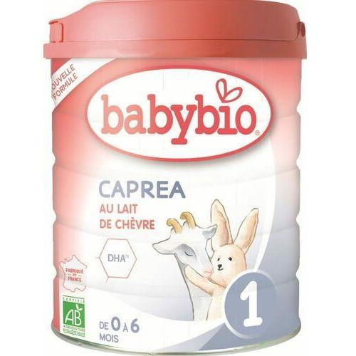 Babybio Mleko kozie początkowe dla niemowląt od 0 do 6 miesięcy bio 800 g