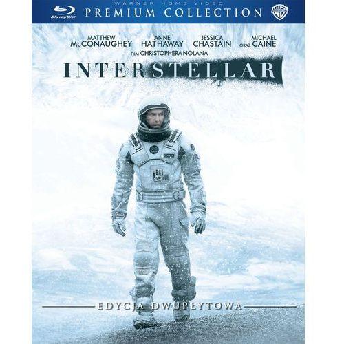 Interstellar (Premium Collection) (Blu-Ray) - Christopher Nolan DARMOWA DOSTAWA KIOSK RUCHU (7321918335545)