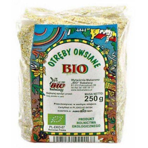 Bio babalscy Otręby owsiane bio 250g (5905198000168)
