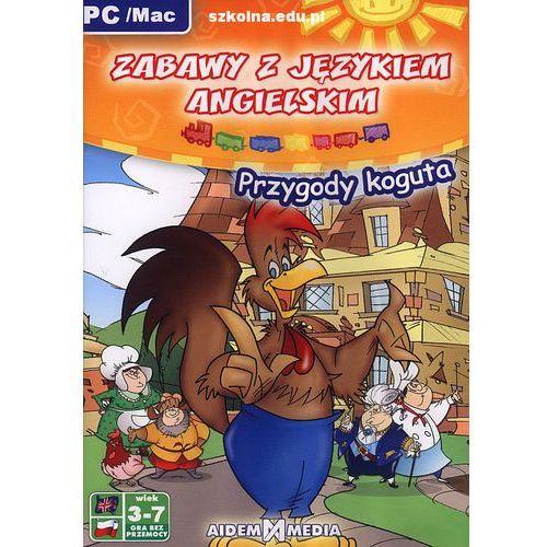 Zabawy z językiem angielskim - Przygody Koguta