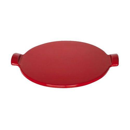Kamień do pieczenia pizzy średni - Emile Henry (Kolor:: Czerwony) (3289316175122)