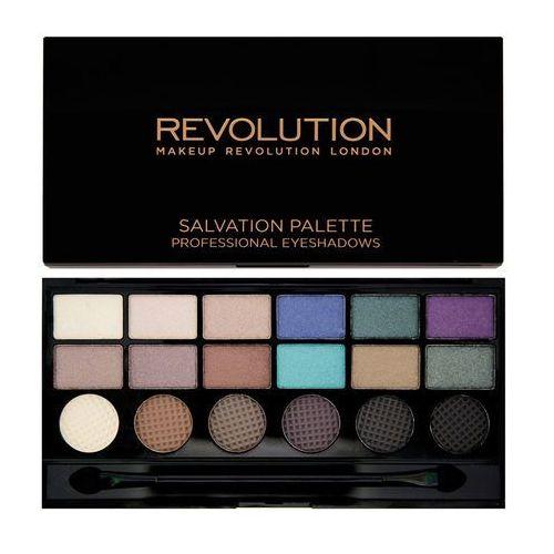 Makeup revolution salvation palette welcome to the pleasuredome - paleta cieni do powiek 18 odcieni (5029066026293)