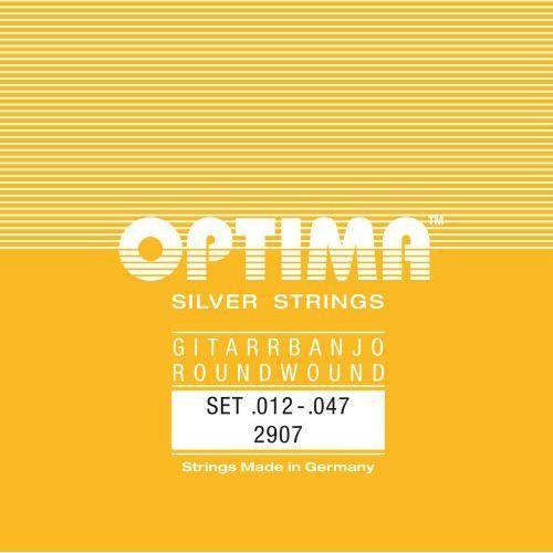 Optima (658707) 2907 struny do banjo gitarowego - komplet