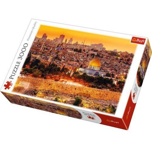 Puzzle 3000 Dachy Jerozolimy (5900511330328)