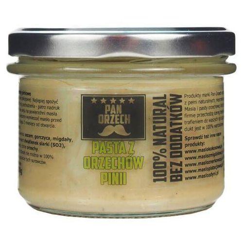Pan orzech Pan zdrówko pasta z orzechów pinii - piniowa - 200g
