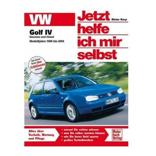 VW Golf IV, Modelljahre 1998 bis 2004 (9783613028241)