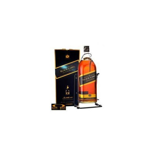 Whisky Johnnie Walker Black Label 4,5l kołyska