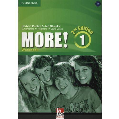 More! 2Ed 1. Ćwiczenia (9781107681354)
